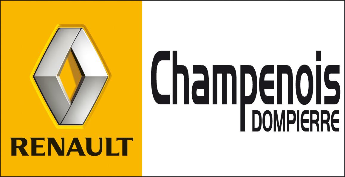 garage et agent Champenois Renault Dompierre sur Besbre